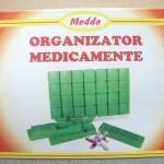 Organizator medicamente  MEDDO