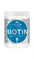 Kallos KJMN Biotin, masca pentru infrumusetarea parului