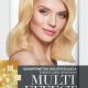 Șampon nuanțator fără amoniac Multi Effect 01 blond cendre
