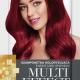 Șampon nuanțator fără amoniac Multi Effect 06 roșu vișiniu