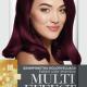 Șampon nuanțator fără amoniac Multi Effect 07 burgund intens