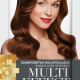 Șampon nuanțator fără amoniac Multi Effect 09 cafeniu nucă