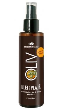 Ulei de plajă OLIV pentru bronzare intensă - Cosmetic Plant
