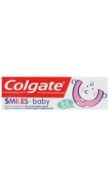 Pastă de dinți Baby Smiles 0-2 ani - Colgate