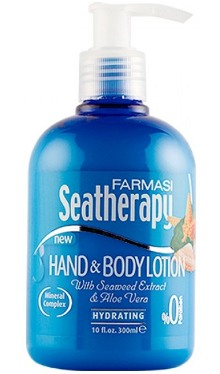Loțiune pentru mâini și corp Hydrating Seatherapy - Farmasi