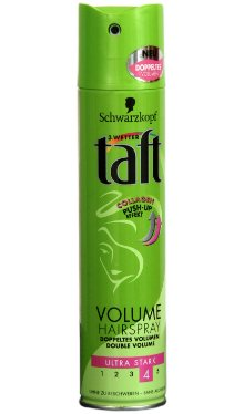 Lac fixativ Volume Ultra Strong - Taft