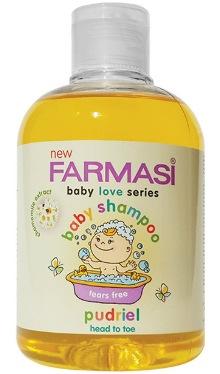 Şampon pentru copii Pudriel - Farmasi