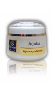Cremă nutritivă de noapte cu extract de Jojoba - Soliteint