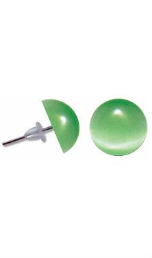 Cercei Perlă Verde