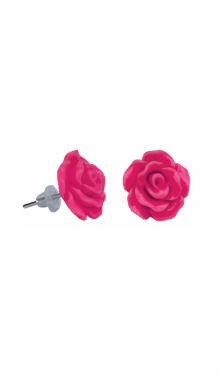 Cercei copii Trandafir Roz