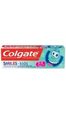 Pastă de dinți pentru copii 3-5 ani - Colgate Smiles