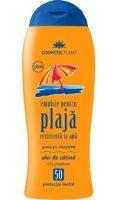 Emulsie plajă rezistentă la apă SPF 50 cu ulei de cătină - Cosmetic Plant