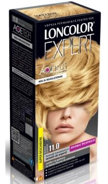 Vopsea de păr Expert 11.0 Blond Suprem - Loncolor