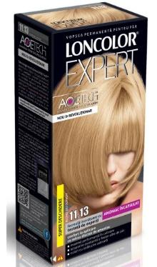 Vopsea de păr Expert 11.13 Blond Bej Suprem - Loncolor