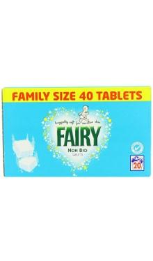 Detergent tablete Non Bio - Fairy