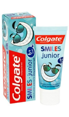 Pastă de dinţi copii - Colgate Smiles 6+