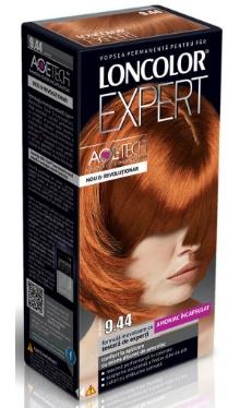 Vopsea de păr Expert 9.44 Arămiu - Loncolor