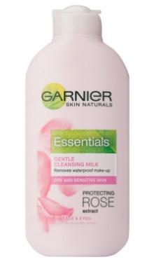 Lapte Demachiant Essentials pentru ten uscat și sensibil - Garnier