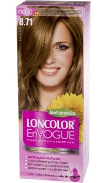 Vopsea de păr EnVogue 8.71 Blond Bej - Loncolor