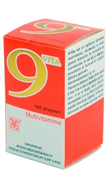 9 Vita