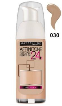 Fond de ten Affinitone 24H 030 Sand - Maybelline