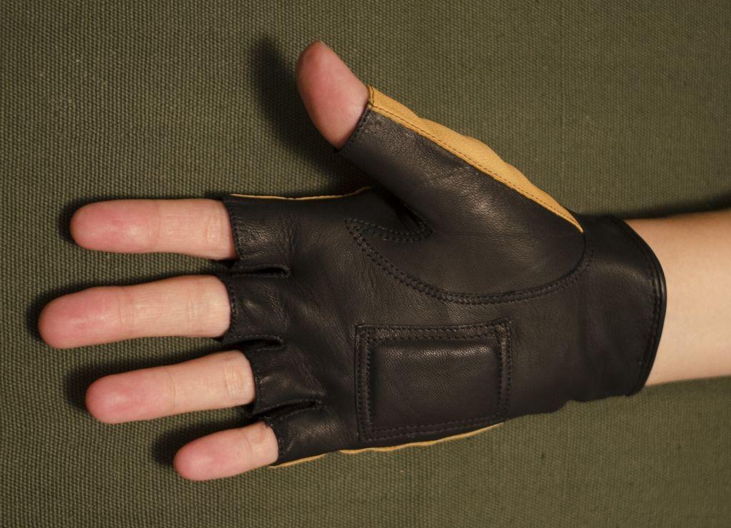 Mănuși din piele dame AFVelo401