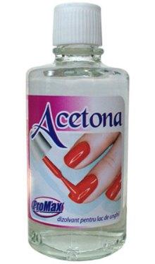 Acetonă pentru unghii - ProMax