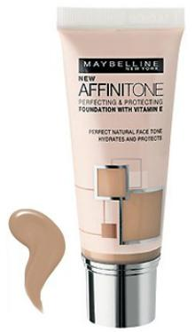 Fond de ten Affinitone 18 Natural Rose - Maybelline