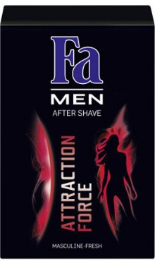 After Shave Attraction Force - Fa