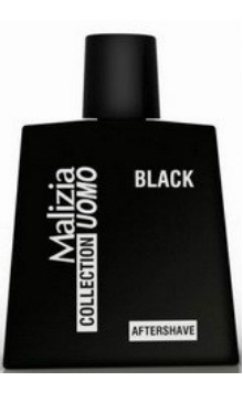 After Shave Black - Malizia Uomo