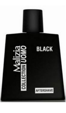 After Shave Black - Malizia Uomo