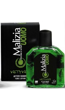 After Shave Vetyver - Malizia Uomo