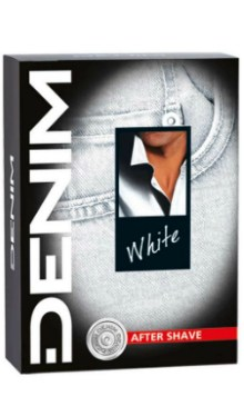 After Shave White - Denim