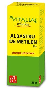 Albastru de metilen 1% - Vitalia