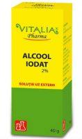 Alcool iodat 2% - Vitalia