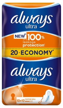 Absorbante Ultra Normal Plus - Always
