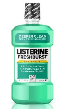 Apă de gură Fresh Burst - Listerine