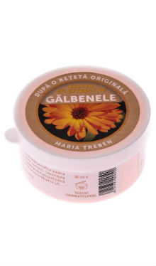 Balsam cu extract de gălbenele - Maria Treben