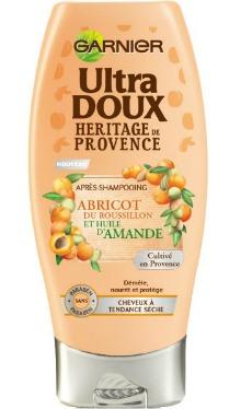 Balsam de păr Ultra Doux cu Ulei de Migdale și Caise - Garnier