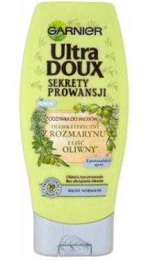 Balsam de păr Ultra Doux Ulei de Rozmarin și Frunze de Măslin - Garnier