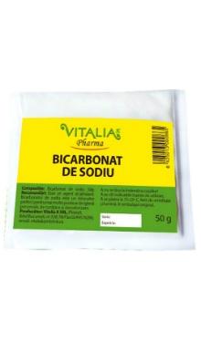 Bicarbonat de sodiu - Vitalia
