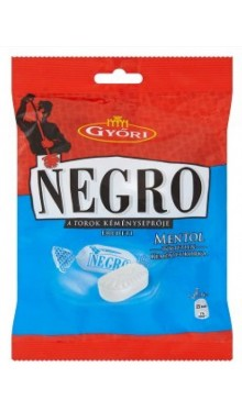 Bomboane Negro mentol
