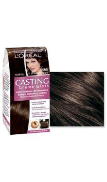 Vopsea de păr fără amoniac 500 - Loreal Casting Creme Gloss