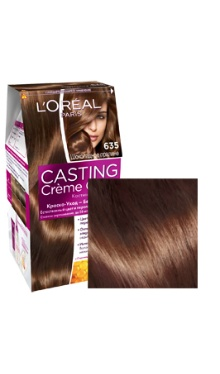 Vopsea de păr fără amoniac 635 - Loreal Casting Creme Gloss