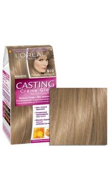 Vopsea de păr fără amoniac 810 - Loreal Casting Creme Gloss