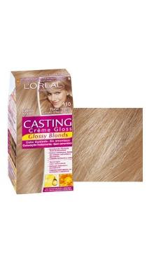 Vopsea de păr fără amoniac 910 – Loreal Casting Creme Gloss