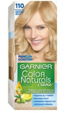 Vopsea de păr 110 Blond Natural Super Deschis - Garnier