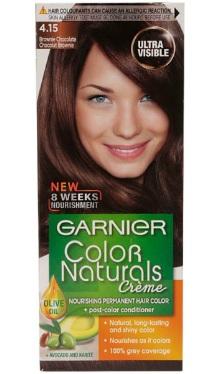 Vopsea de păr 4.15 Ciocolată Amăruie - Garnier