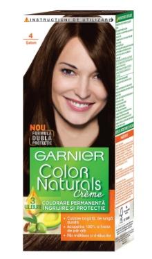 Vopsea de păr 4 Şaten - Garnier