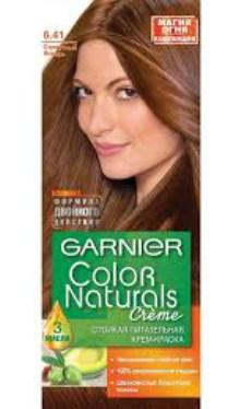 Vopsea de păr 6.41 Chihlimbar Dulce - Garnier